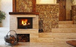 каминное отопление