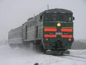 отопление в поездах